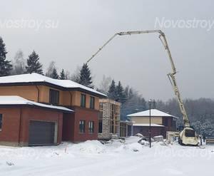 Поселок «Тишково озеро»: ход строительства