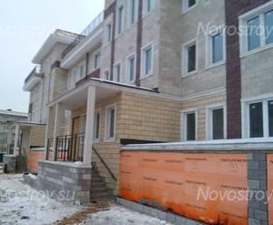 Малоэтажный ЖК «Красногорск Парк»: ход строительства (фото из группы «Вконтакте»)