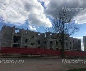 ЖК на улице Полевая (Дзержинского): ход строительства