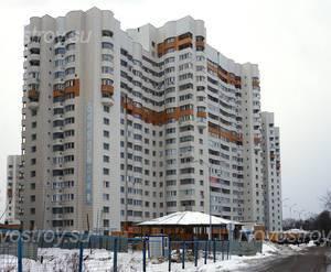 ЖК «Славянка»: 1 корпус.