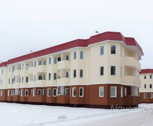 Малоэтажный ЖК «Гармония» (Новая Купавна): ход строительства