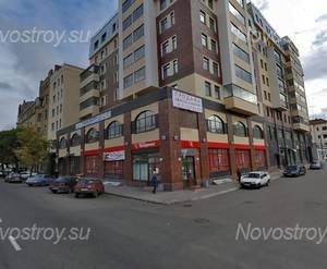 Жилой комплекс на Ленинградском проспекте