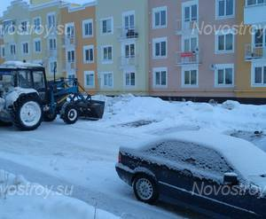 ЖК Эко-город «Новое Ступино»: общий вид (фото из группы «Вконтакте»)