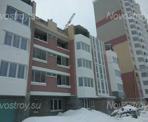 ЖК «Первый Андреевский»: ход строительства корпуса 2