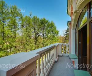 ЖК Del'Arte»: балкон