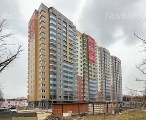 ЖК «Северный» (Подольск): вид со стороны улицы Северная