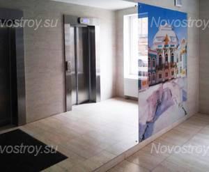 ЖК «Кантемировский»: Отделка холлов из группы Вконтакте