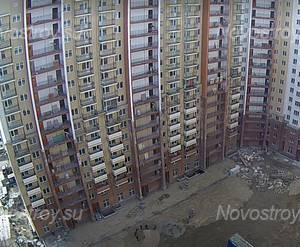 ЖК «Кристалл Полюстрово»: ход строительства