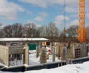 Ход строительства ЖК Форвард City