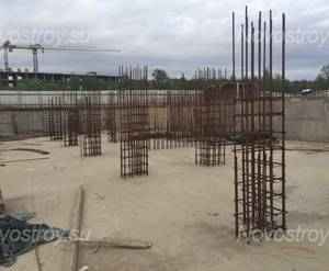 ЖК «Жар-Птица»: ход строительства