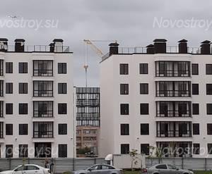 Малоэтажный ЖК «Петергоф Парк»: из группы Вконтакте