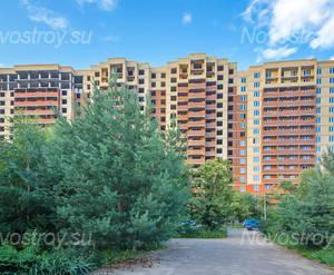 ЖК «Дом на улице Серпуховская, 5»: Общий вид с улицы Серпуховская