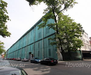 ЖК на Аптекарском пр., д. 5: место будущего строительства
