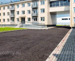 Малоэтажный ЖК «Солнечный квартет»: ход строительства 2 очереди из официальной группы Вконтакте