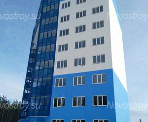 ЖК «Ямбург»: ход строительства