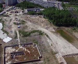 ЖК «Гамма»: ход строительства