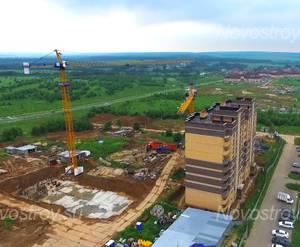 ЖК «Олимп-3»: скриншот видеосъёмки