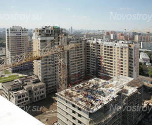 ЖК «на улице Мельникова»: ход строительства