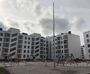 Малоэтажный ЖК «Петергоф Парк»: из официальной группы Вконтакте