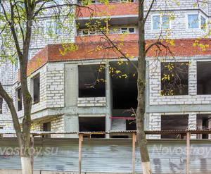 ЖК «Квартал Банный»: Коммерческий этаж