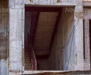 ЖК «на улице Гагарина, 19, 63»: Межэтажные лестницы закончены