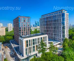 ЖК «Воробьев дом»: ход строительства