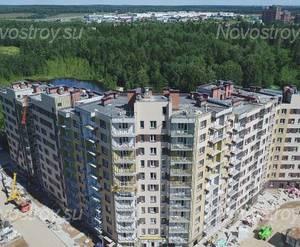 ЖК «Лесное озеро» : ход строительства