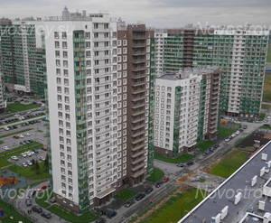 ЖК «GreenЛандия»: ход строительства 1 очереди с официального форума ЖК Greenландия