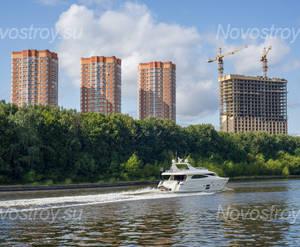ЖК «На Ленинском проспекте»:  ход строительства