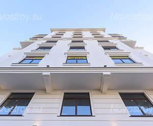 ЖК «Петроградец»: ход строительства