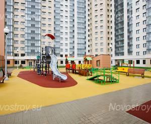 ЖК «Яуза парк»: ход строительства