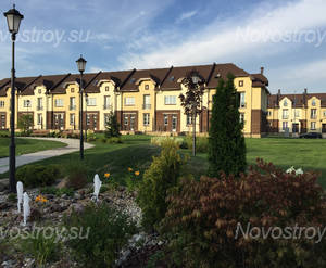 Поселок «Юсупово Лайф Парк»: ход строительства