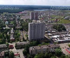 ЖК «Брюсов Парк»: скриншот с видеообзора