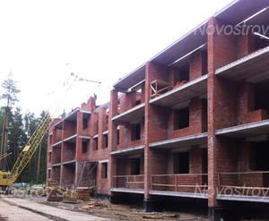 МФК «Яхонтовый лес»: ход строительства корпуса №3