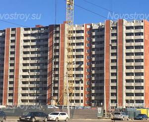 ЖК «Ивановские дворики»: ход строительства дома №6