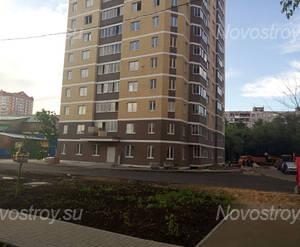 ЖК «Пустовский»: ход строительства