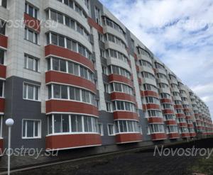ЖК «Рублёвское предместье»: ход строительства 8 очереди