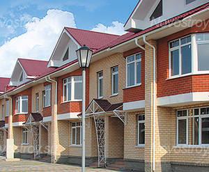 Малоэтажный ЖК «Таунхаусы в Раменском»: ход строительства