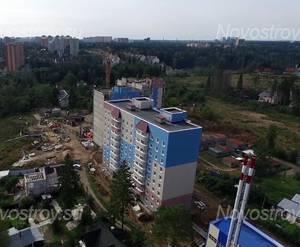 ЖК «Сходня Парк»: скриншот с видеообзора