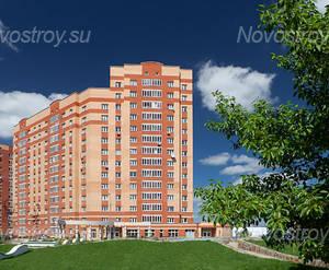 ЖК «Лесной городок» (Одинцово): ход строительства