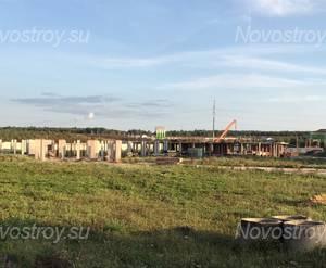 Малоэтажный ЖК «Остров Эрин»: фото из группы дольщиков