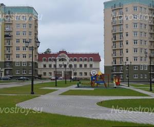 ЖК «Новорижский»: ход строительства