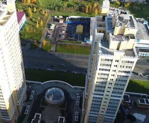 ЖК «Лондон Парк»: скриншот с видеообзора