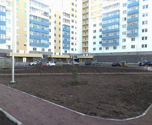 ЖК «Полар-Южный»: ход строительства корпуса №3