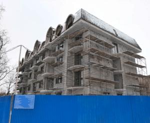 ЖК «Морской конек»: ход строительства