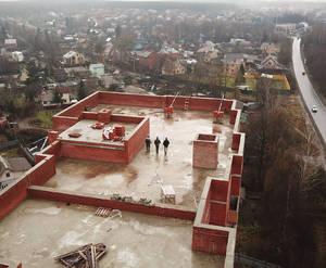 ЖК «Времена года»: ход строительства корпуса №4 из официального форума ЖК «Времена года»