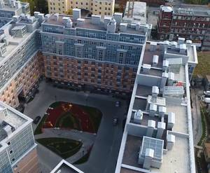 ЖК «Премьер Палас»: скриншот с видеообзора