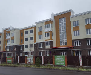 ЖК «Немчиновка Резиденц»: ход строительства дома №1