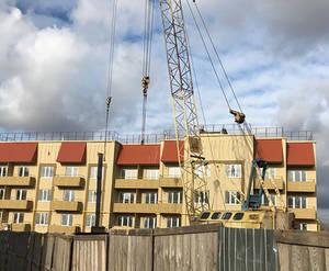 ЖК «Благодар»: ход строительства дома №22