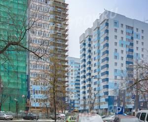 ЖК «на Судостроительной улице»: общий вид с Судостроительной улицы
